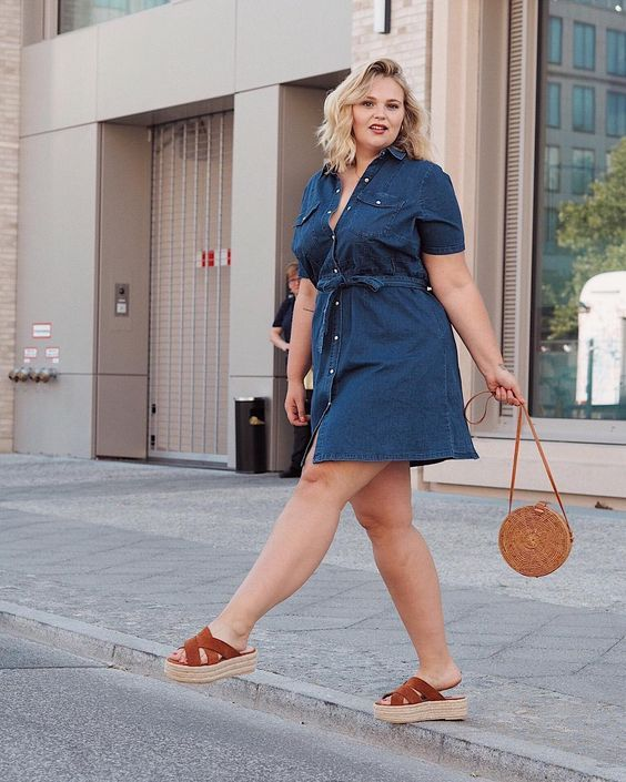 Fashion for 40 year old women 2019 plus size with dresses
