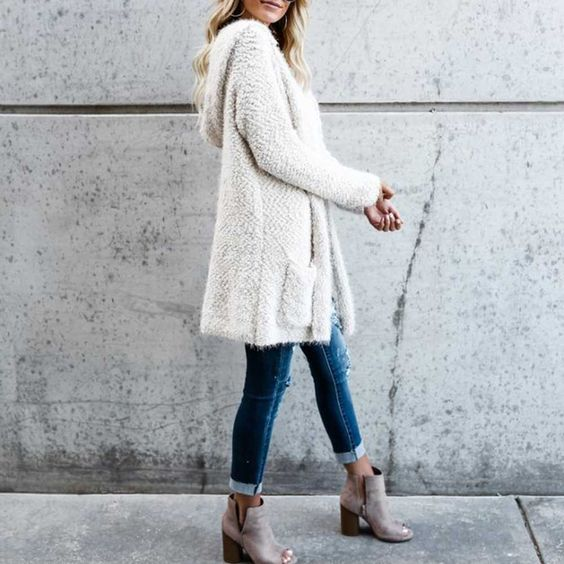 outfit winter 2019 - 2020 casual mature woman