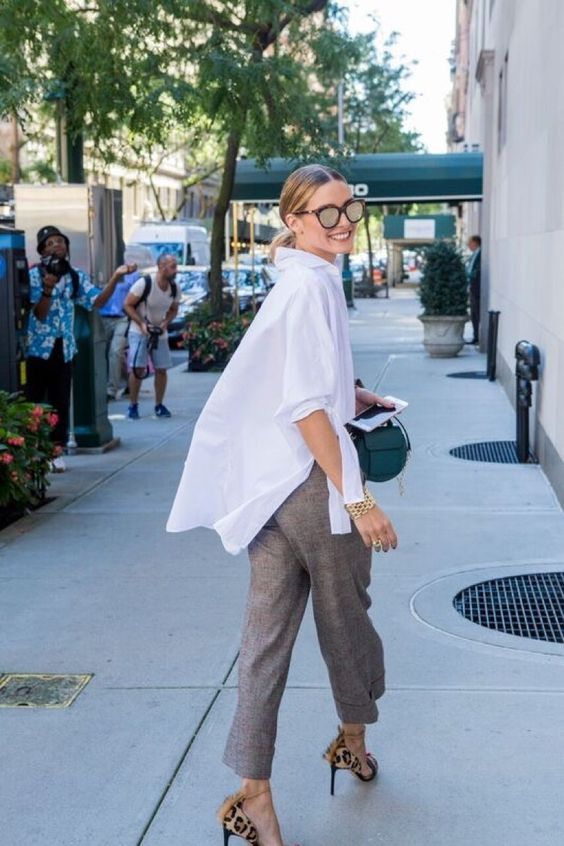 white blouses white shirts