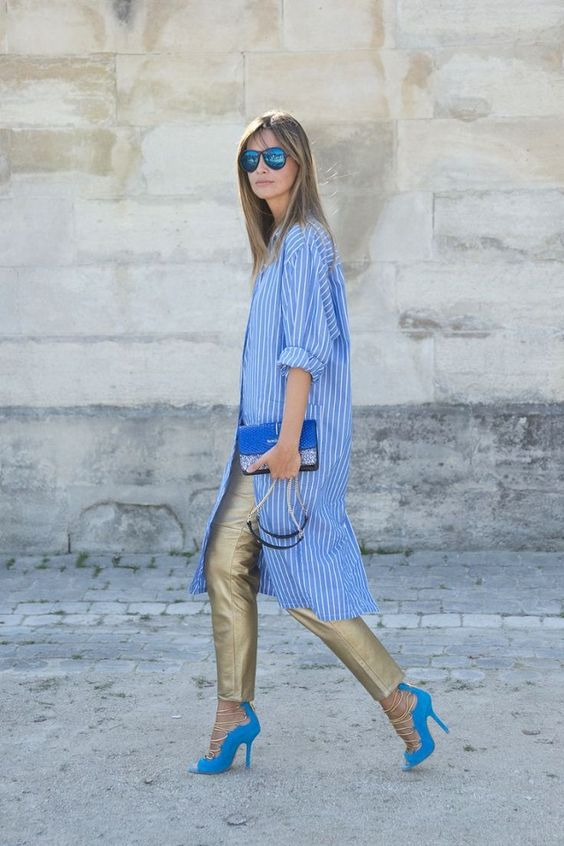 modern and elegant maxi blouses