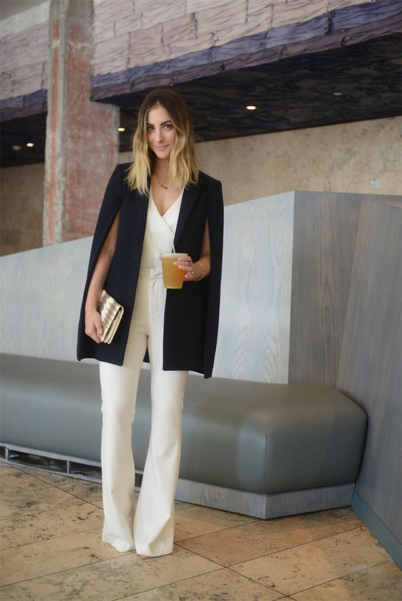 long fashion open blazer or jacket