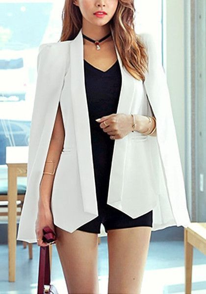 open blazer type jackets