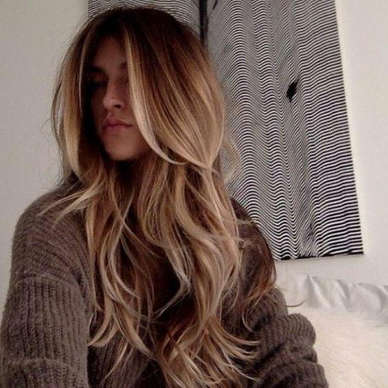 Long haircuts 2018