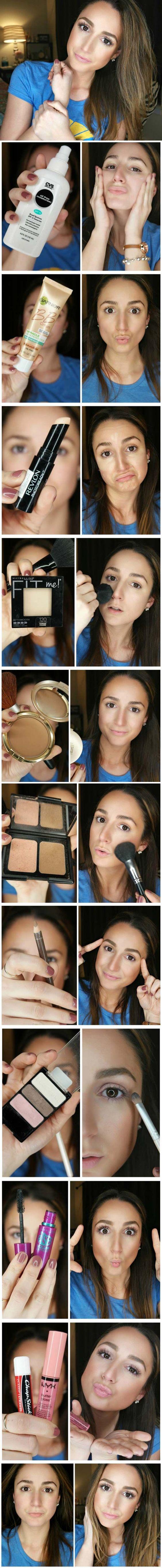 basic makeup routine (4)