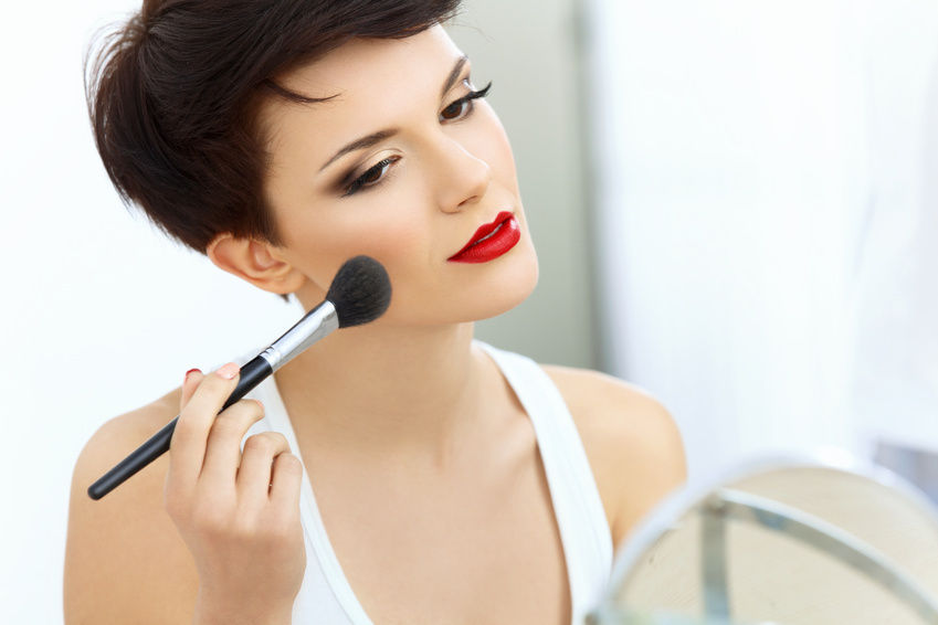 how to make up step by step (4)