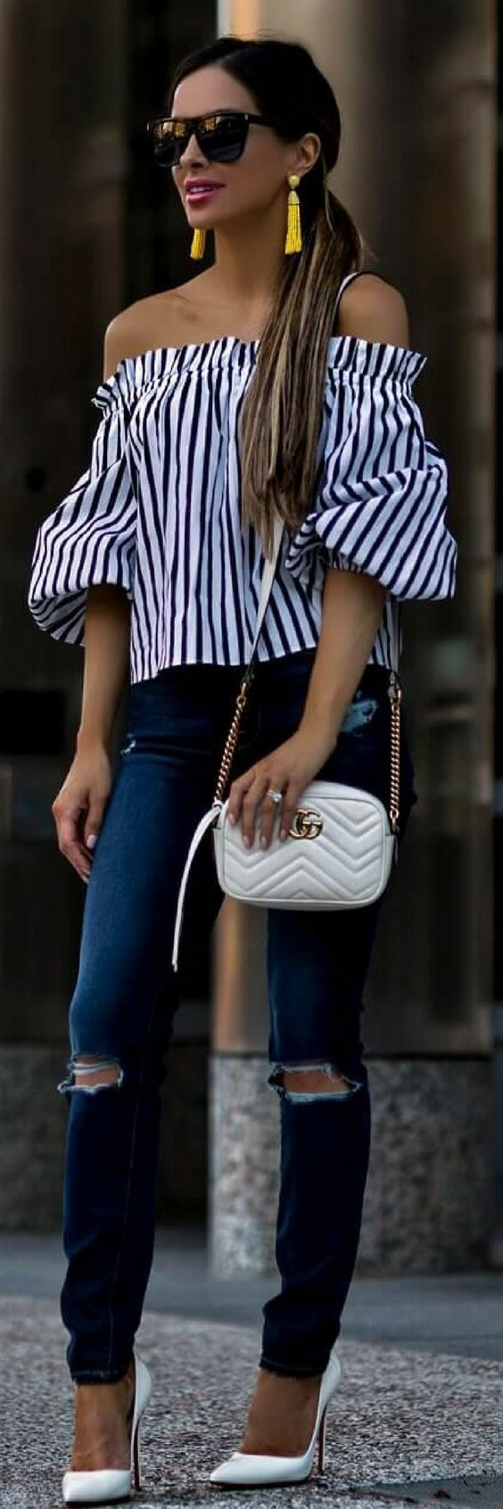 Images of blouse designs that you should have this season