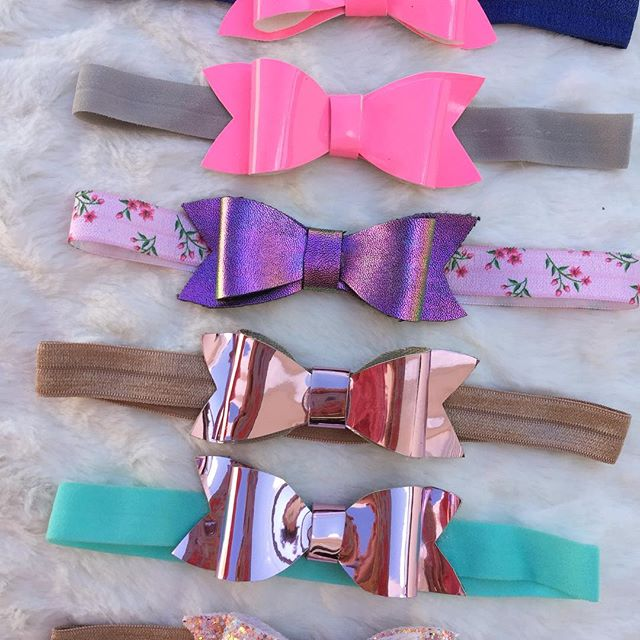 ties for girls 2018 - 2019