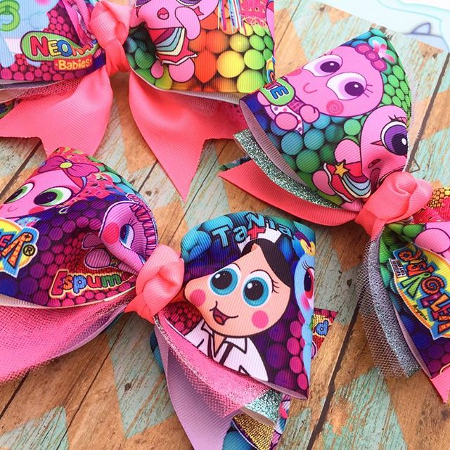 images of monkeys for girls with ribbon (3)