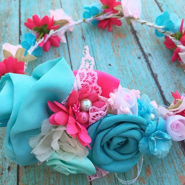 Tiaras or headbands for girls 2018 -2019