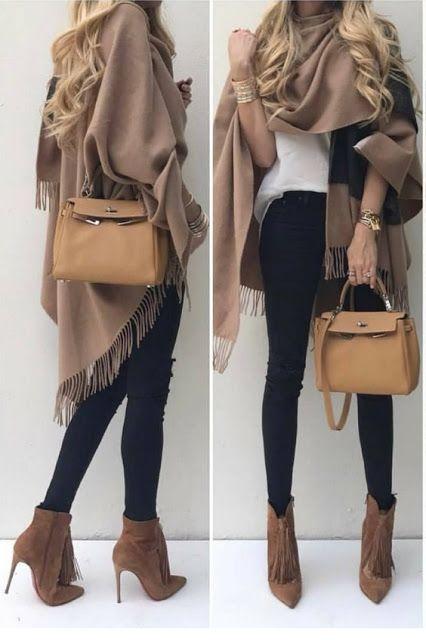 Elegant winters looks