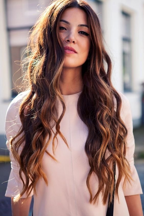 haircut and hairstyle for women with 30 long hair