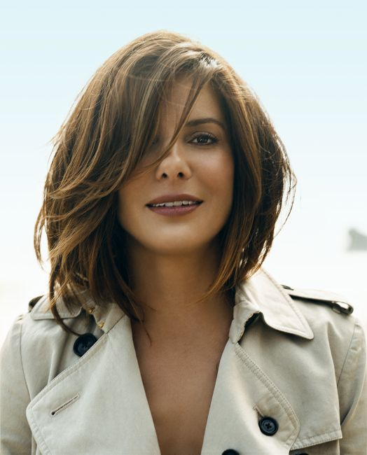 Haircut and hairstyle for women with 50 short hair