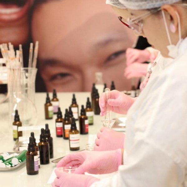 diy simple organic cosmetics