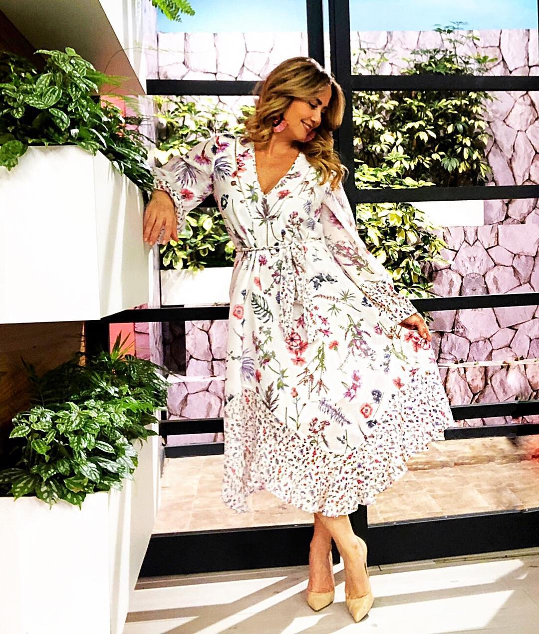 Fashion for 40 year old women 2019 with dress