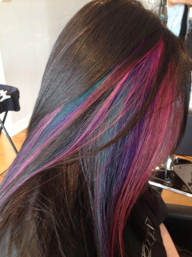 Colored Wicks (4)