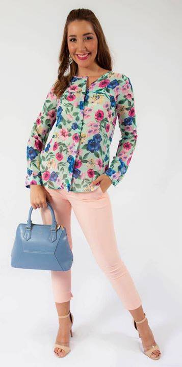 2017 printed blouses