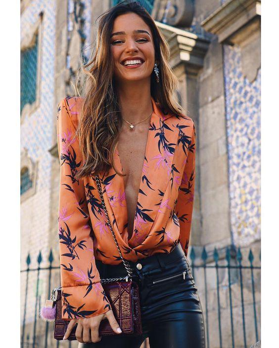 Fashion Printed Blouses (4)
