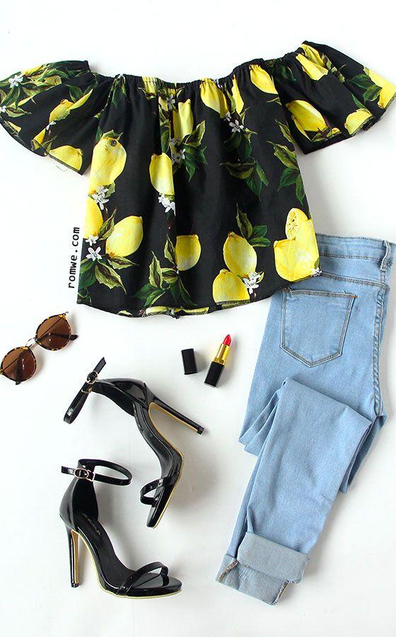Fashion Printed Blouses (3)