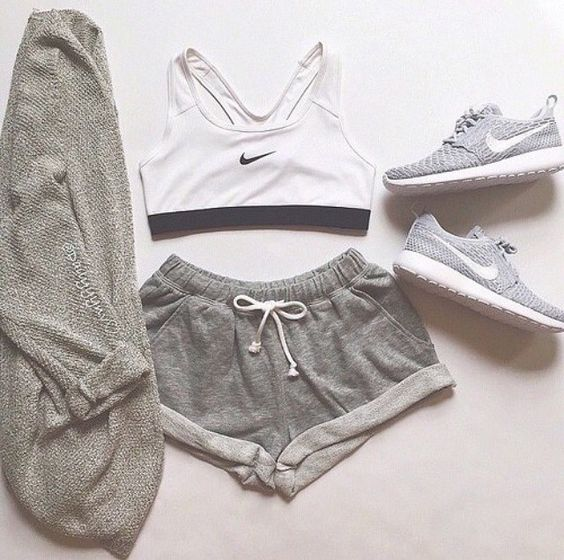 Outfit for the Gym Nike 2018 (2)