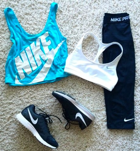outfit for the gym nike 2018