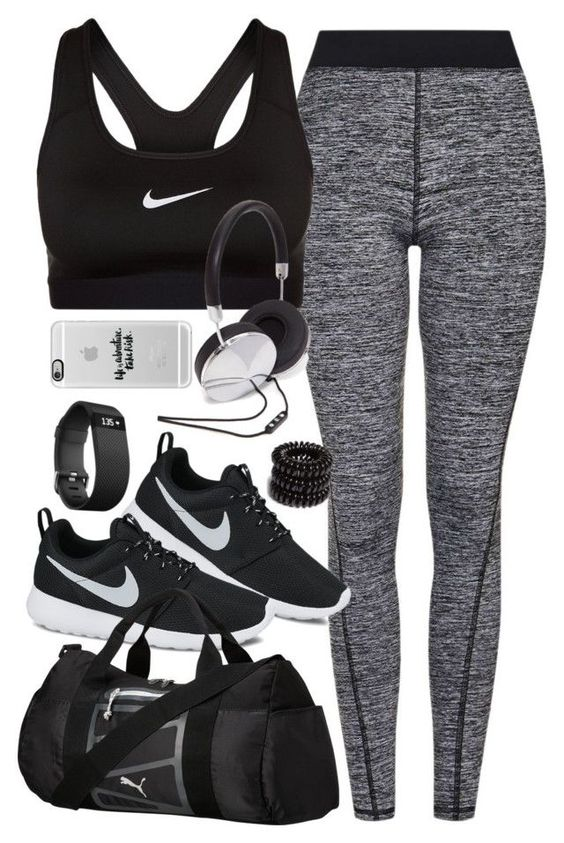 Outfit for the Gym Nike 2018 (1)