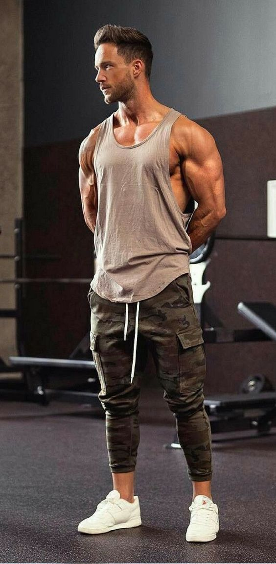 the best oufit for the gym in men (7)