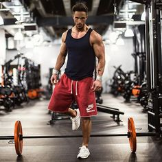 the best oufit for the gym in men (2)