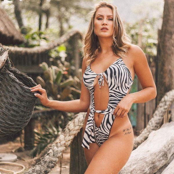 swimsuits summer 2020 animal print 2