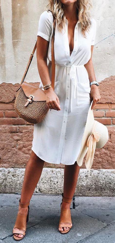 fashion shirt dresses