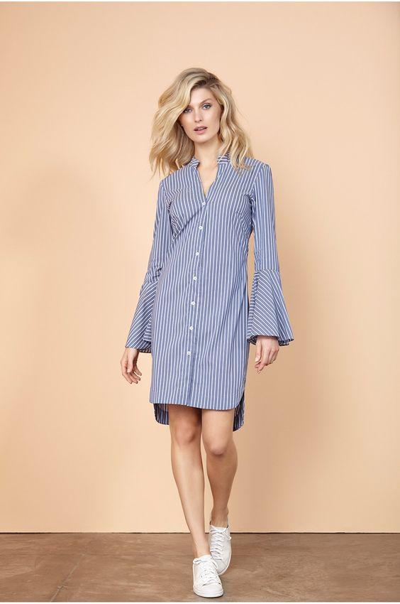 short shirt dresses
