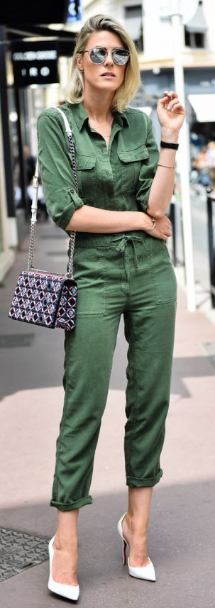 fashion overalls for ladies
