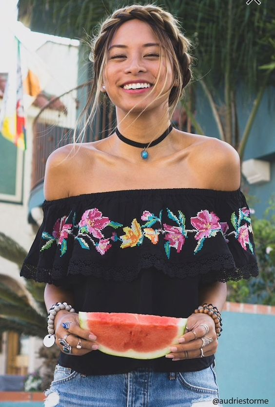 Blouses for Mexican national holidays