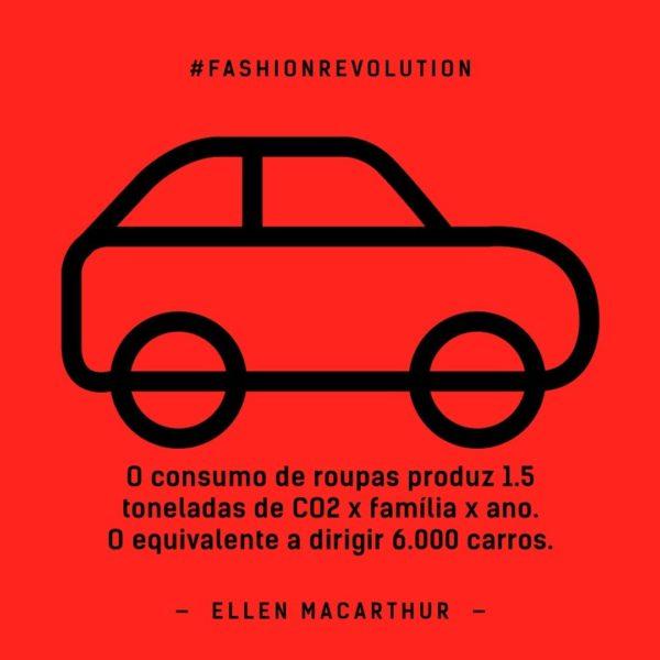 Fashion and global warming - Image: Fashion Revolution Brasil