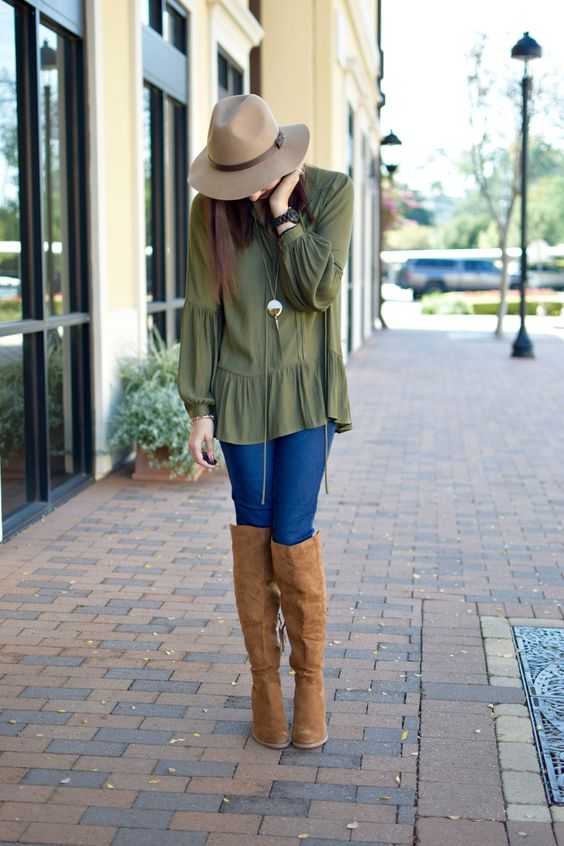 Fall looks you want to wear now!