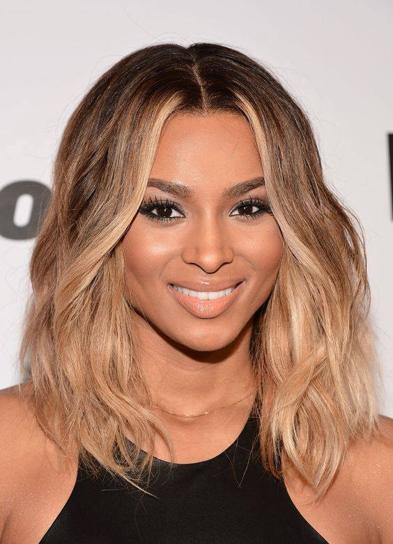 36 ideas of blonde tones that brunettes can use