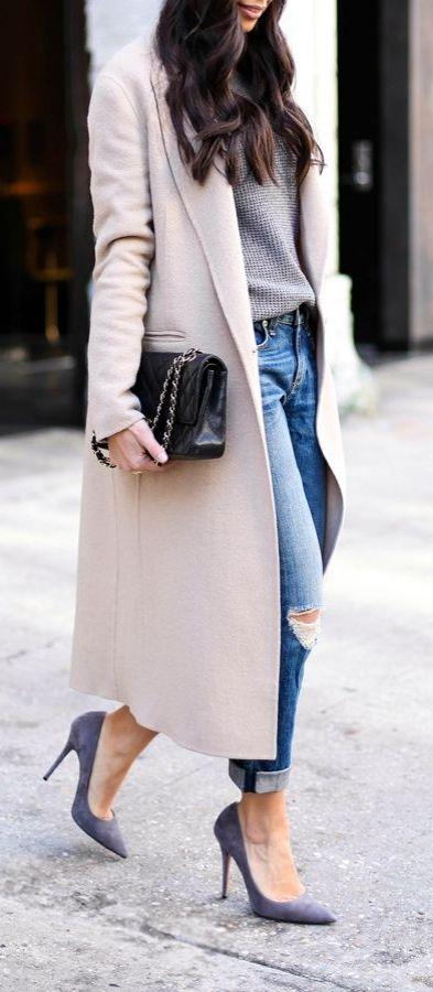 Long coats for winter 2017