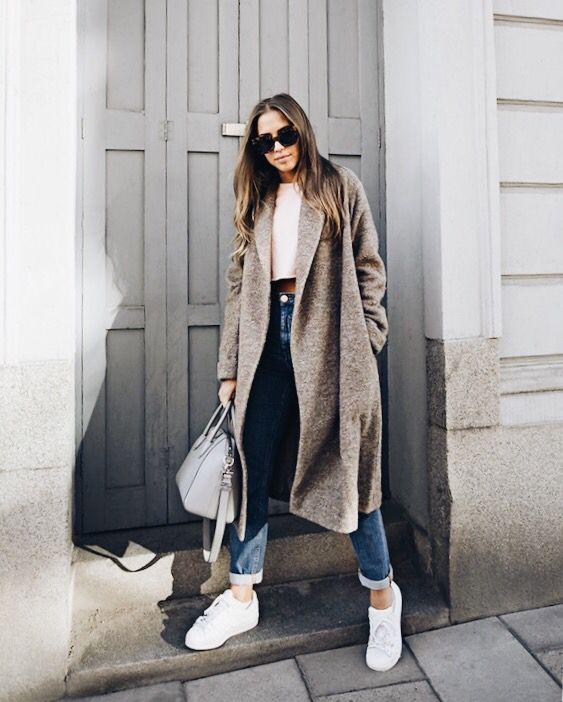 Long coats for winter 2018