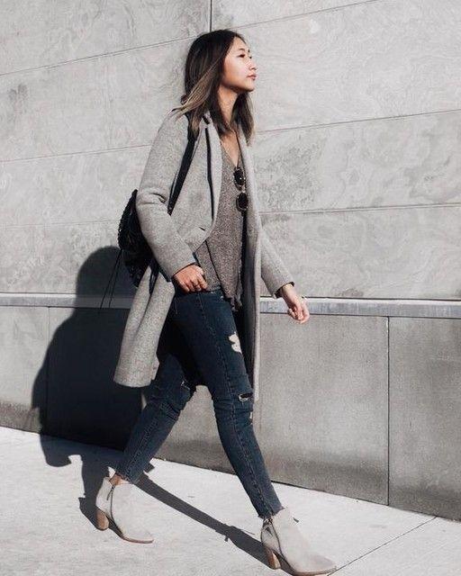Fashion looks with coats