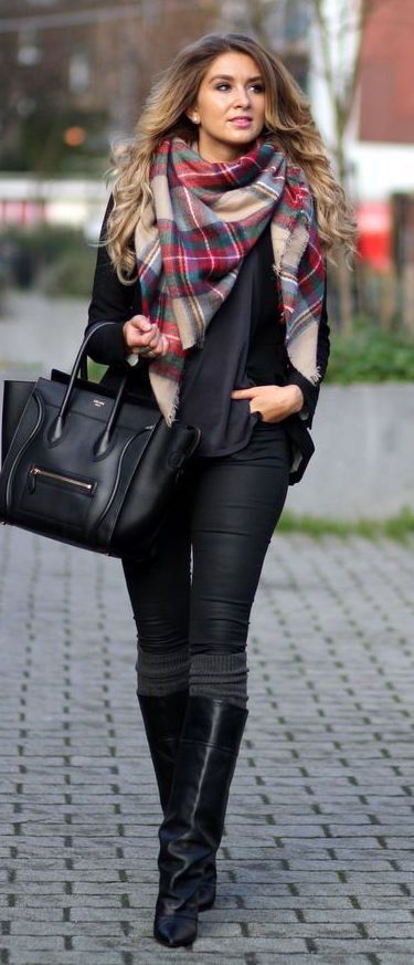10 Casual Outfits that will be in Fashion this fall-winter 2017-2018