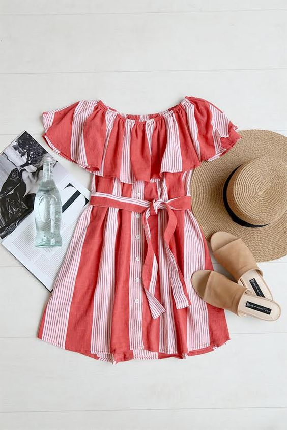 Summer outfits with hats