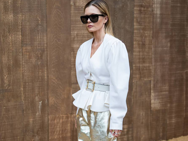 How to use peplum in 2020