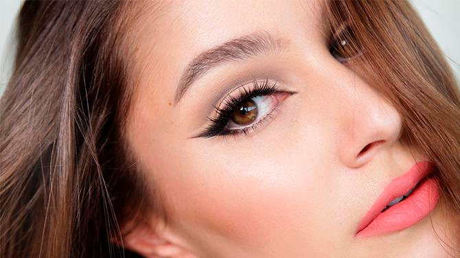 Outlined Cat Eye Style