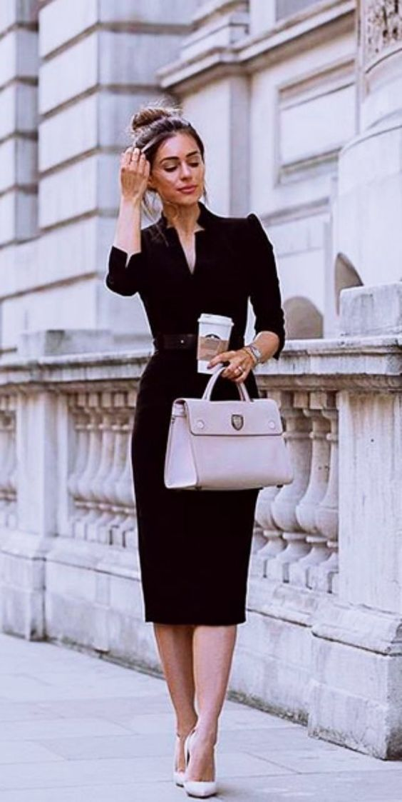 tricks to look pretty with office uniform