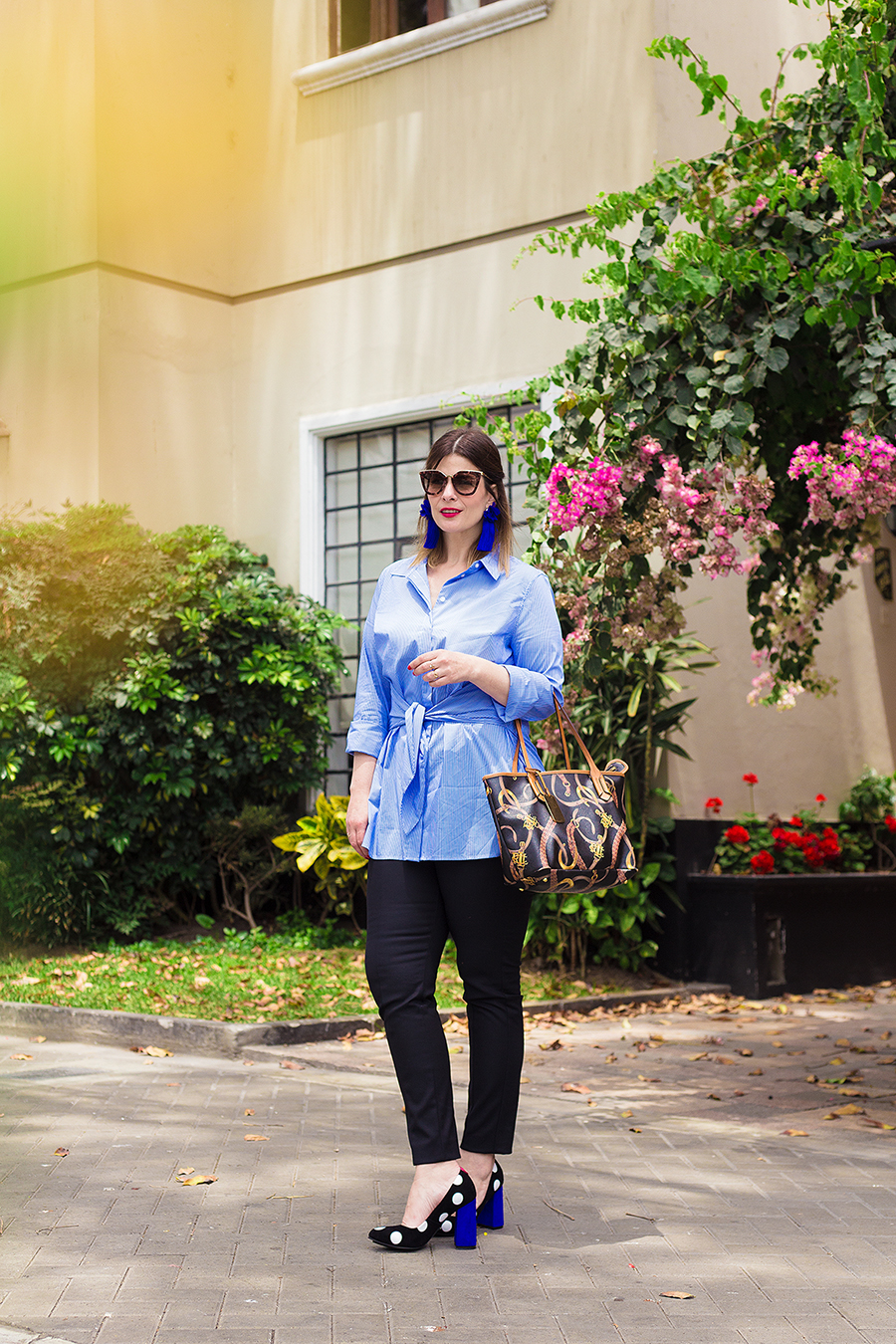 leggins and maxi formal blouses for working moms