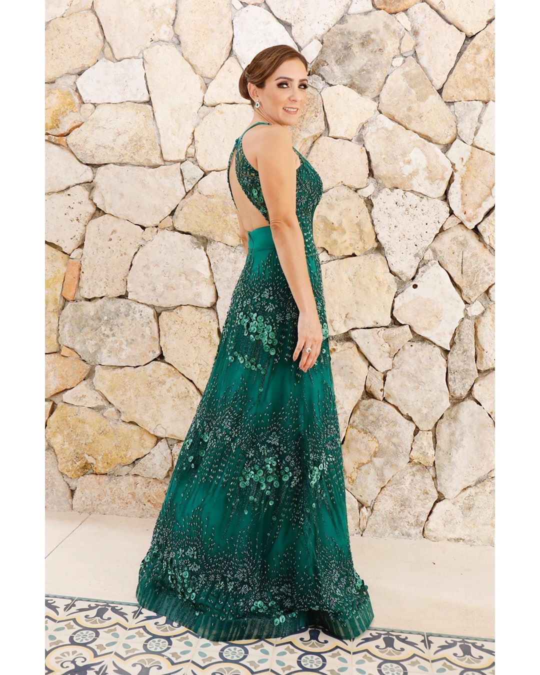 dresses for mothers of simple quinceañeras