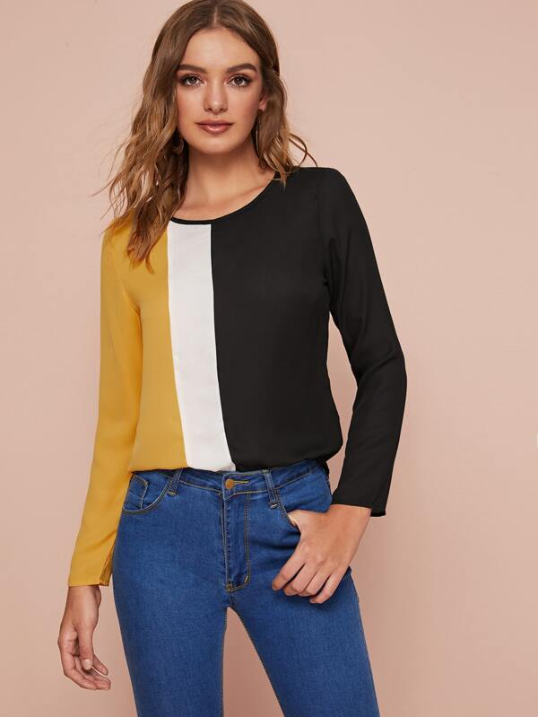 autumn - winter casual blouses
