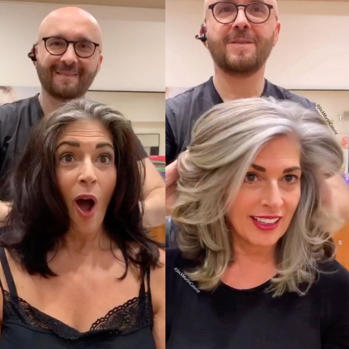 Silver hair tone - reasons to paint it