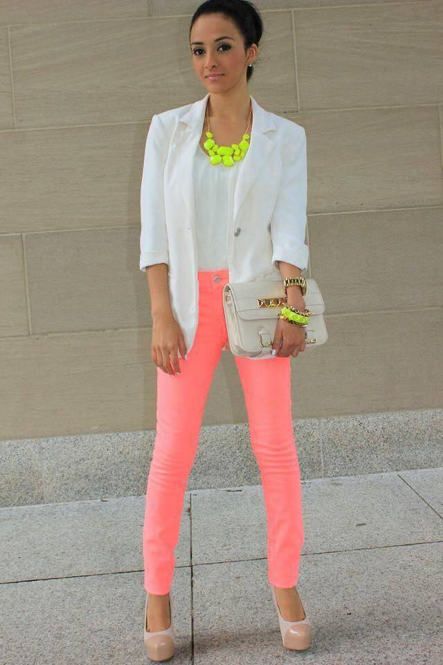 Casual outfits to wear pale pink heels