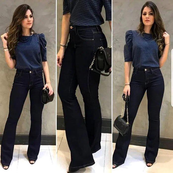 Blouse with baggy shoulders for formal attire