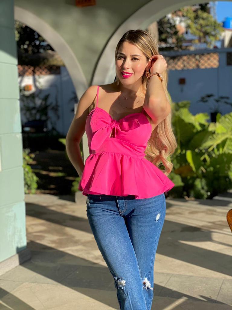 Spring - summer blouses for mature women